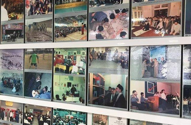 نمایش تاریخ 50 ساله دانشگاه شریف در گنجینه اسناد