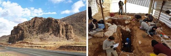 شروع فصل سوم کاوش باستان شناسی در پناهگاه صخره ای باوه یوان