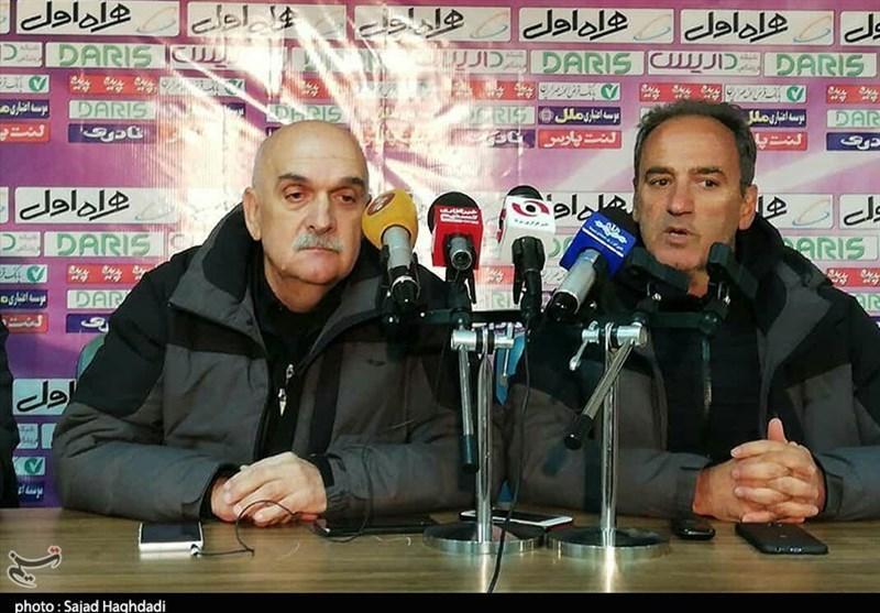 رشت، زلاتکو: پرسپولیس با لیاقت برنده شد، تیم ملی می توانست بهتر نتیجه بگیرد