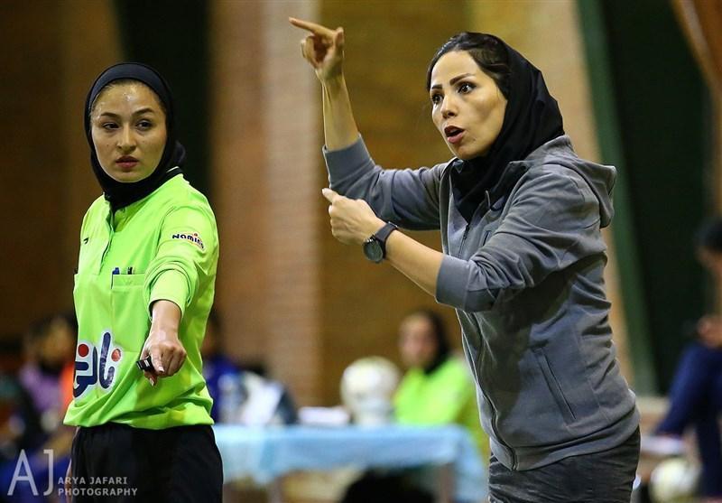 کمک: هویت مربی خانم در تیم ملی فوتسال بانوان مجهول است، چرا رعدی در تمام جزییات تصمیم می گیرد؟
