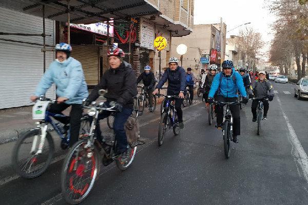 بودجه توسعه حمل و نقل دوچرخه محور افزایش یافت