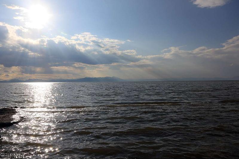 تهدید خشکی دریاچه ارومیه رفع شد