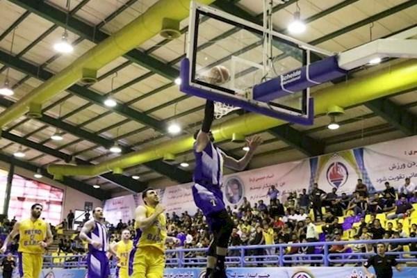 آبادان بر بام بسکتبال ایران