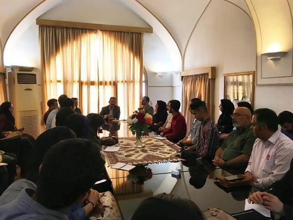 تاثیرگذاری هویت فرهنگی و تاریخی اصفهان فراتر از مرزهای سیاسی و جغرافیایی است