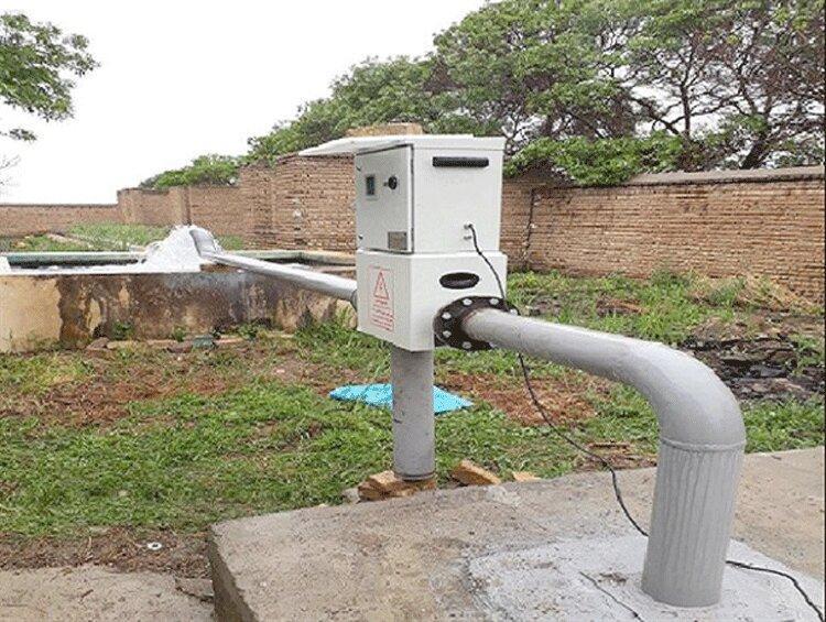 مدیریت منابع آبی یزد با کنتورهای هوشمند