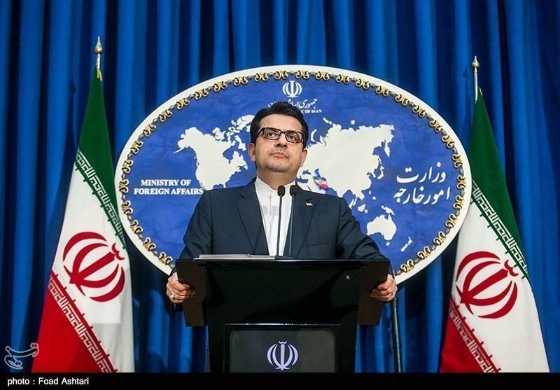 سخنگوی وزارت خارجه: حادثه برای نفتکش ها مشکوک و موجب نگرانی است