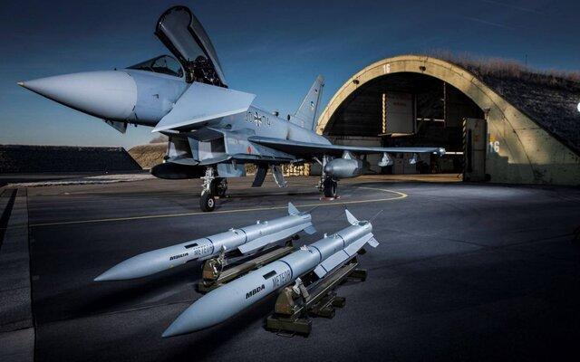 کمبود هواپیما معضل جدی نیروی هوایی آلمان