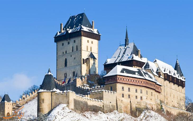 معرفی زیباترین قلعه های قرون وسطایی جمهوری چک