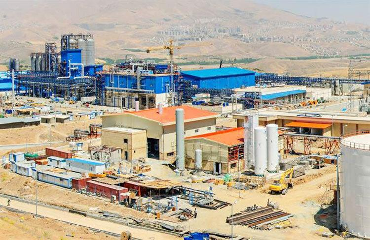 صنایع کردستان و نگرانی های زیست محیطی
