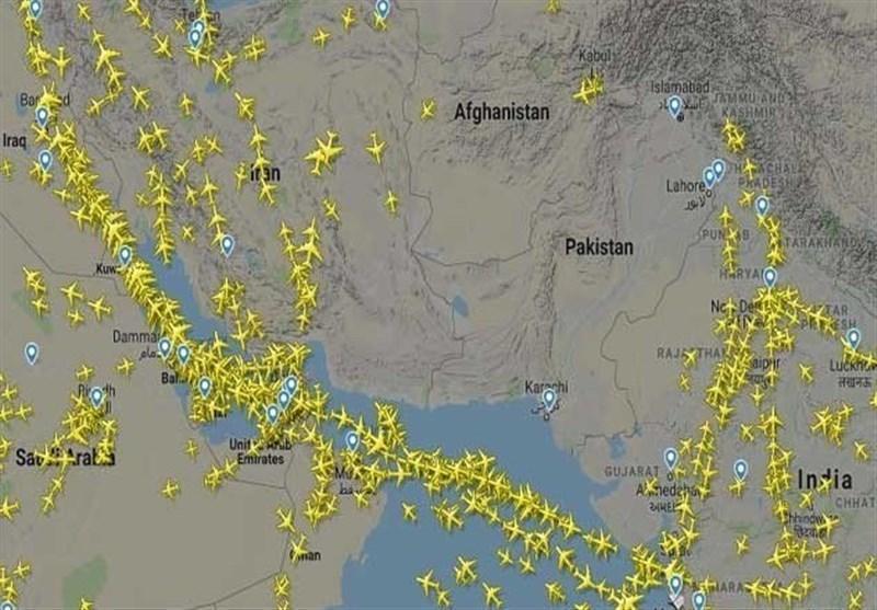 اسلام آباد از احتمال بسته شدن آسمان پاکستان بر روی پروازهای هندی خبر داد
