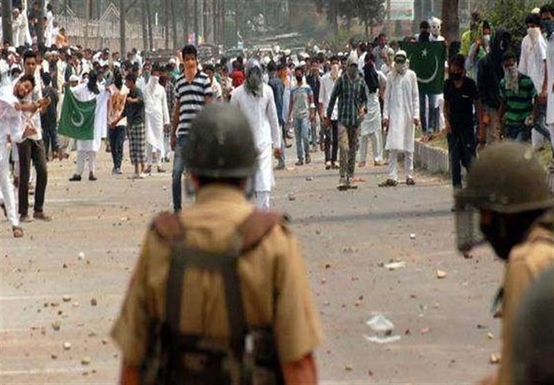 اذعان رسانه آمریکایی به نقض حقوق بشر در کشمیر
