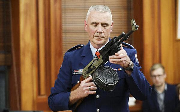 دولت نیوزیلند 32 میلیون دلار اسلحه از شهروندانش خریداری کرد