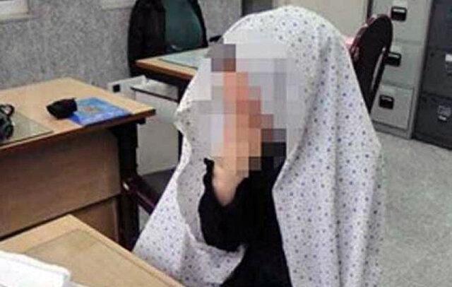 زن ملایری متهم به قتل اعتراف کرد
