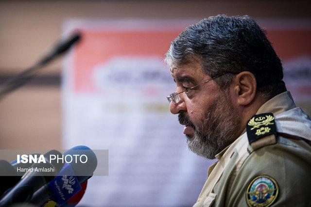 بازدید سردار جلالی از پالایشگاه ستاره خلیج فارس