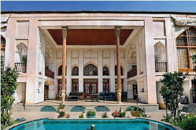 خاص ترین خانه های تاریخی اصفهان