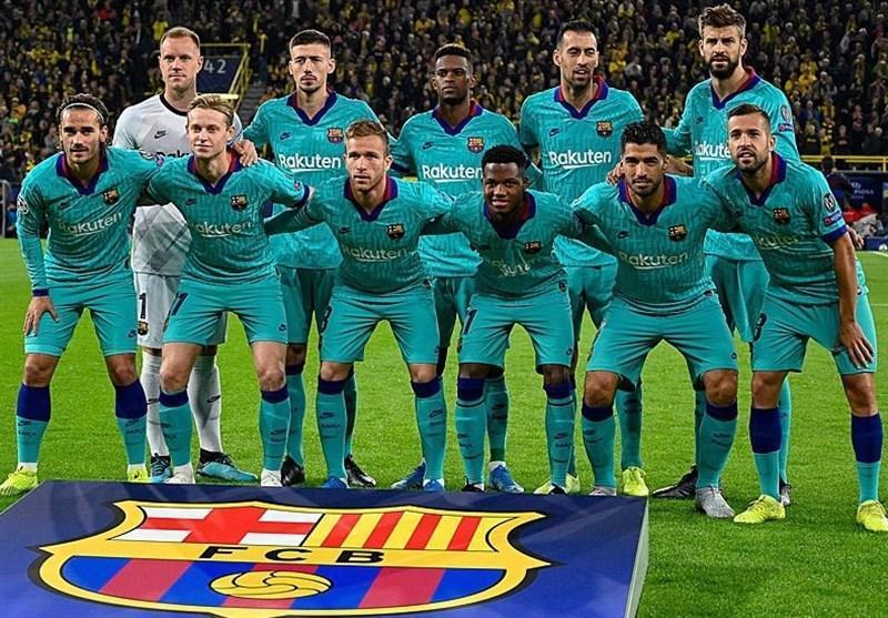 رکوردشکنی بارسلونا از حیث کسب درآمد در فصل جدید