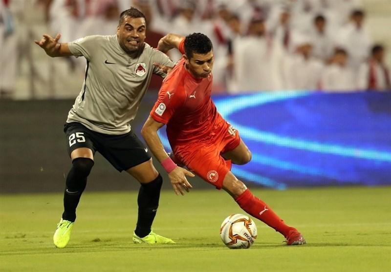 لیگ ستارگان قطر، دومین شکست متوالی تیم پورعلی گنجی