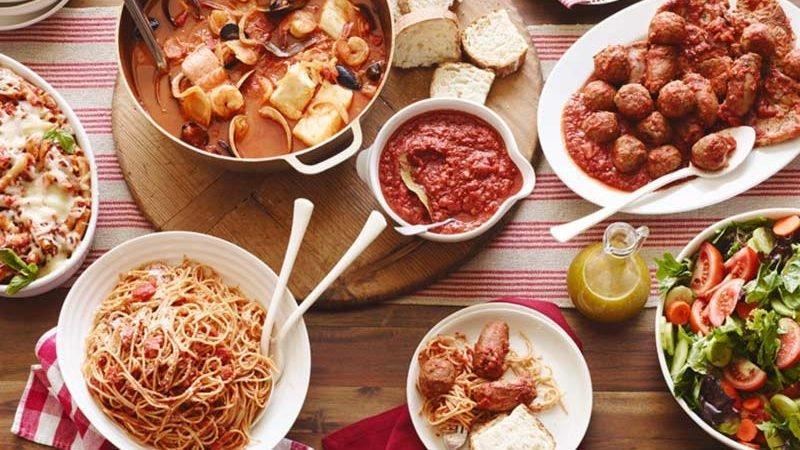 فرهنگ آن هم از نوع ایتالیایی!