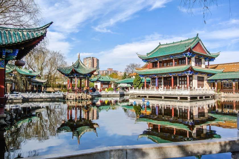 زیباترین شهرهای چین (قسمت اول)