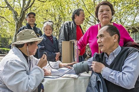 همه گیری بیماری های قلبی در چین گسترش خواهد یافت