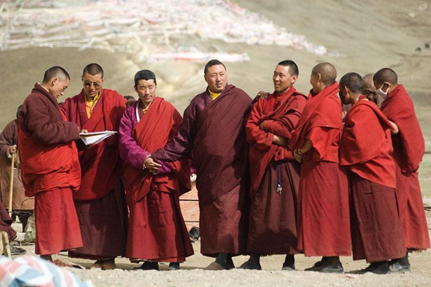 صومعه یارچن؛ چین