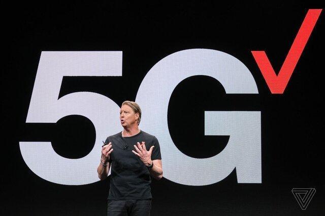 برنامه های محرمانه ای برای برقراری شبکه 5G داریم!