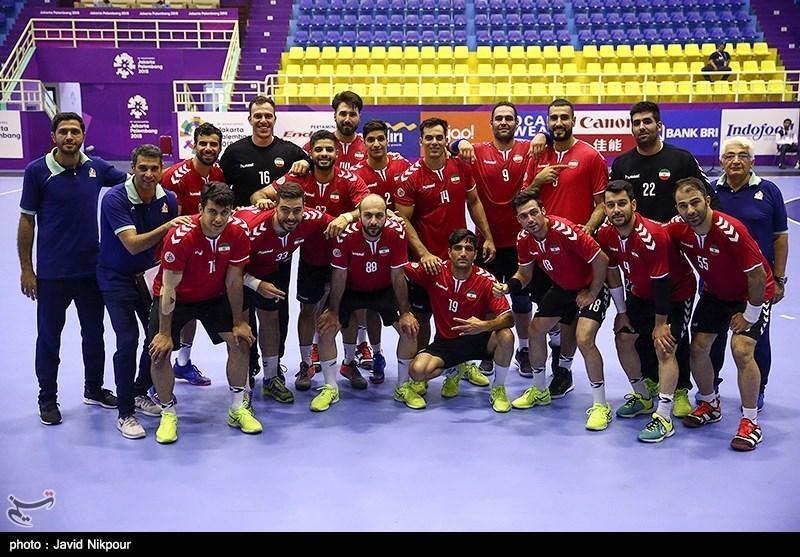گزارش خبرنگار اعزامی خبرنگاران از اندونزی، حریفان تیم هندبال ایران در مرحله دوم تعیین شدند