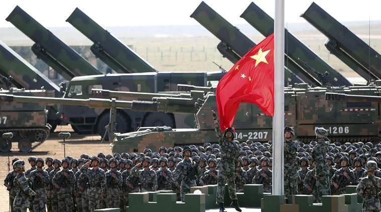 چین بودجه نظامی خود را به 142 میلیارد یورو افزایش داد