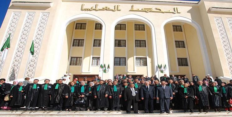 اعتصاب قضات الجزائری در آستانه انتخابات ریاست جمهوری