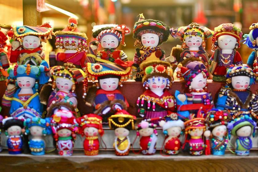 سوغات شانگهای، چین