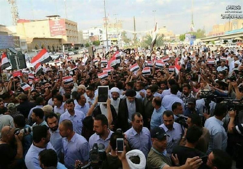 رد پای امارات در ناآرامی های عراق ، نشست عبدالمهدی با فرماندهان امنیتی