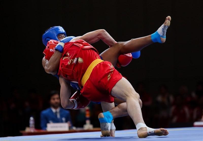 دومین دوره مسابقات قهرمانی ووشو دانشجویان پسر دانشگاه پیغام نور شروع شد