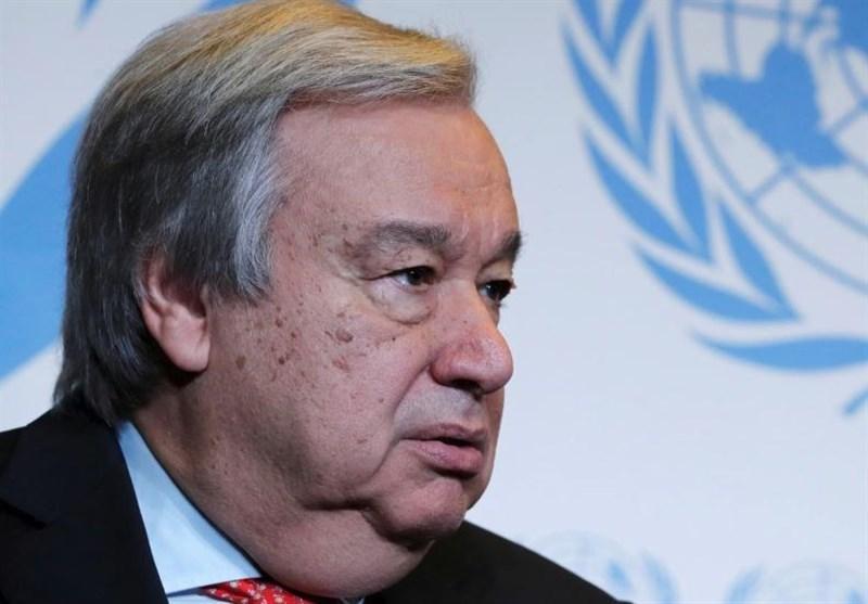 تأکید دبیرکل سازمان ملل بر لزوم چند جانبه گرایی برای حل مسائل جهانی