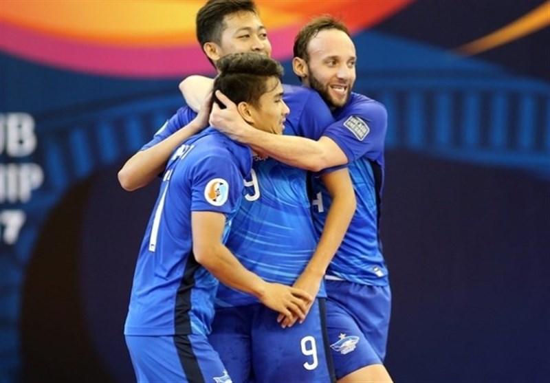 شکست سنگین یاران طیبی مقابل نماینده تایلند، چونبوری با 6 تایی کردن میزبان به فینال رسید