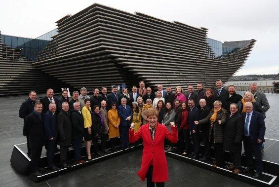 استورجن: بریتانیا رفراندوم دیگری برای استقلال اسکاتلند را بپذیرد