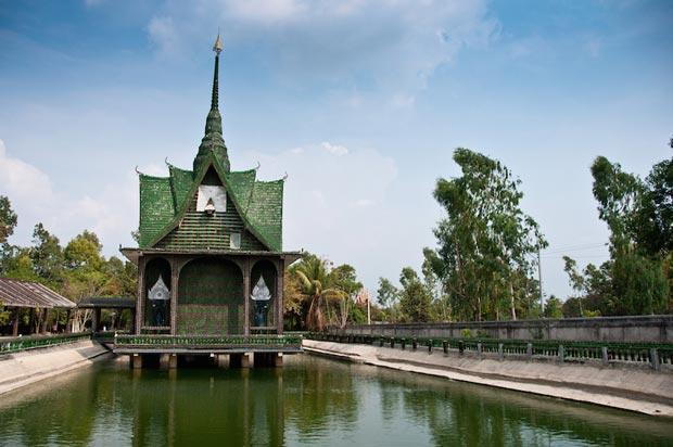 معبدهای بودایی دیدنی و زیبای تایلند