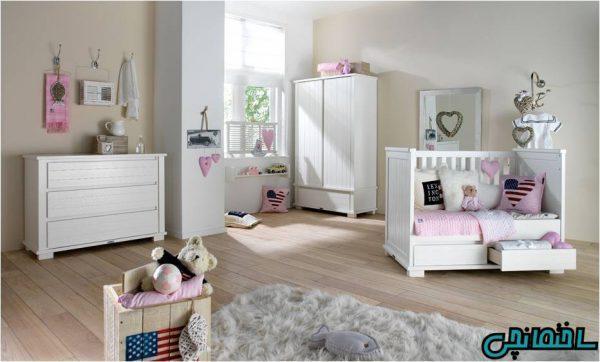 طراحی اتاق کودک با کمترین هزینه