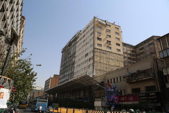 آنالیز فرایند ایمن سازی مراکز تجاری مرکز پایتخت ، 178 ساختمان ناایمن در منطقه 11
