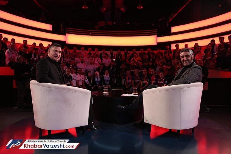 ویژه برنامه اینترنتی عادل فردوسی پور برای ال کلاسیکو، با حضور دایی، وریا، ژوله و ژابی آلونسو (
