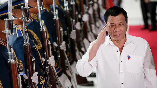 فیلیپین آمریکا را تهدید کرد