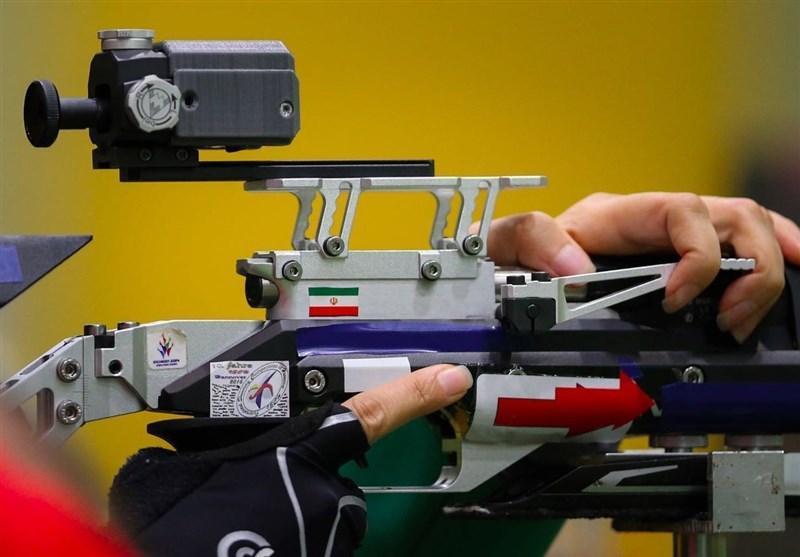 برنامه رقابت های تیراندازی فینال فینالیست ها اعلام شد، حضور 3 نماینده ایران در ایتالیا