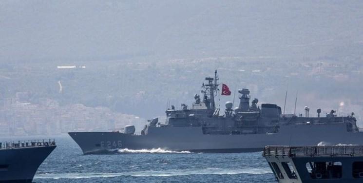 روزنامه ملیّت: ترکیه در قبرس شمالی پایگاه دریایی تاسیس می نماید