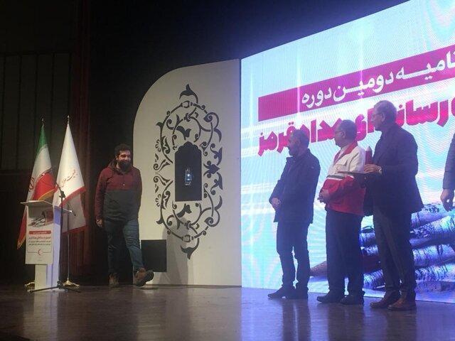 خبرنگار خبرنگاران، رتبه اول جشنواره مداد قرمز شد