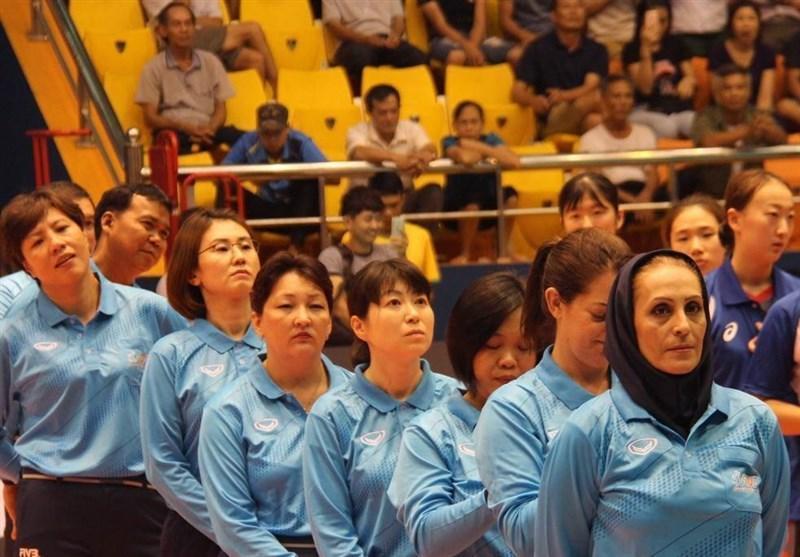 حق شناس: صندلی داوران زن ایران در آسیا تثبیت شده نیست، استرسی برای قضاوت در انتخابی دنیا ندارم