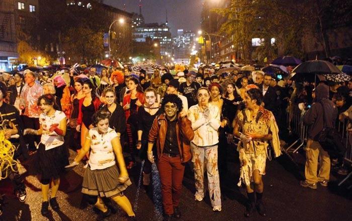 جشنواره هالووین جشنواره ترس و وحشت