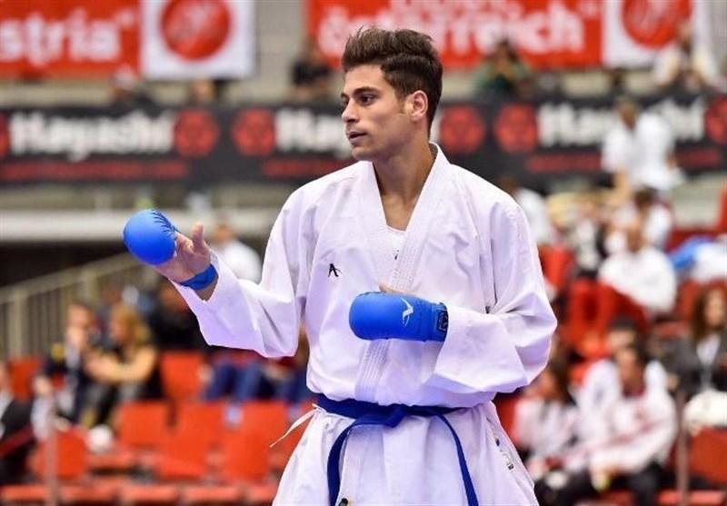 کاراته وان امارات، چهارمین برنز به خدابخشی رسید