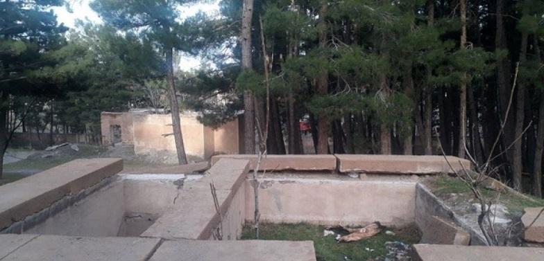 ثبت ملی باغ تاریخی آسیاب قدیمی بند فریمان پیگیری می گردد