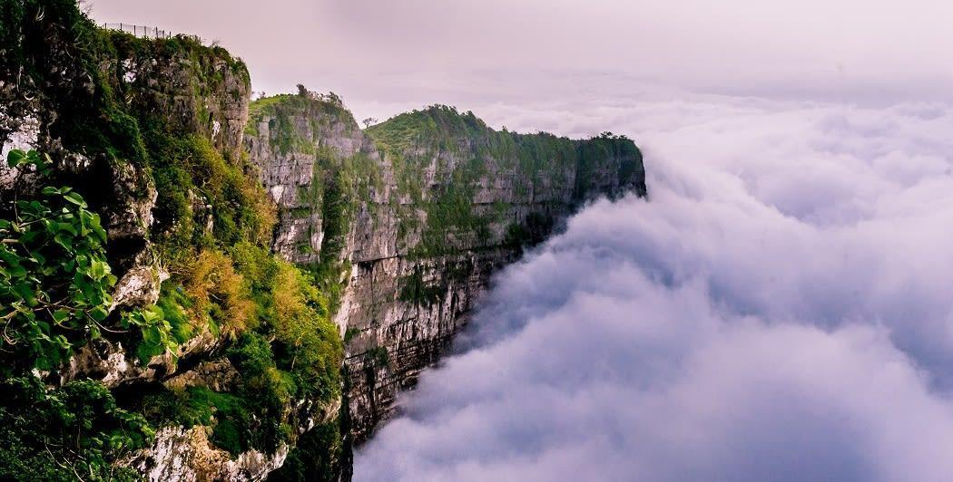 سفری از صلاله به شعت، سرزمینی رویایی بر فراز ابرها