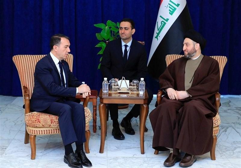 عراق، حکیم درباره ادلب به سفیر ترکیه چه گفت؟