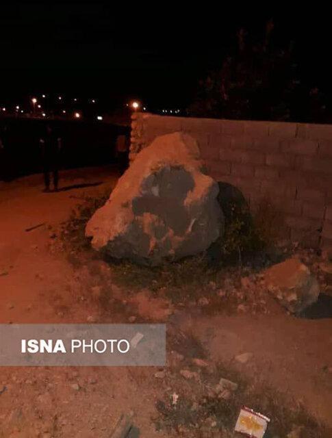 مصدومیت دو نفر در زلزله رویدر، آسیب دیدگی 10 تا 50 درصدی بعضی منازل روستایی